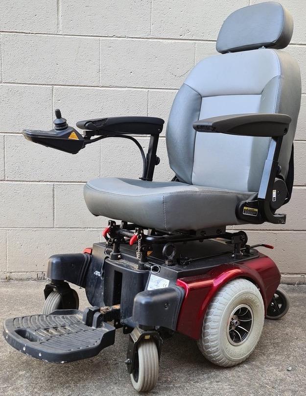 Shoprider Second Hand Electric Wheelchair 1