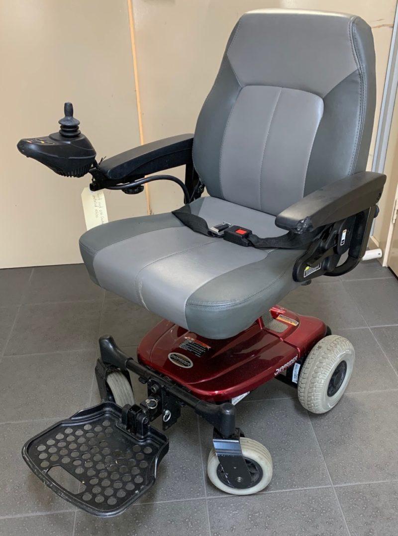 Shoprider Como Used electric wheelchair 1