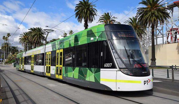 Australian-Tram